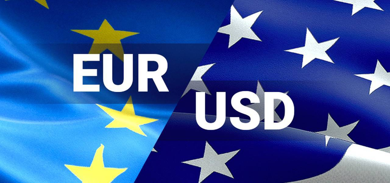 EUR/USD: euro inside a Cloud