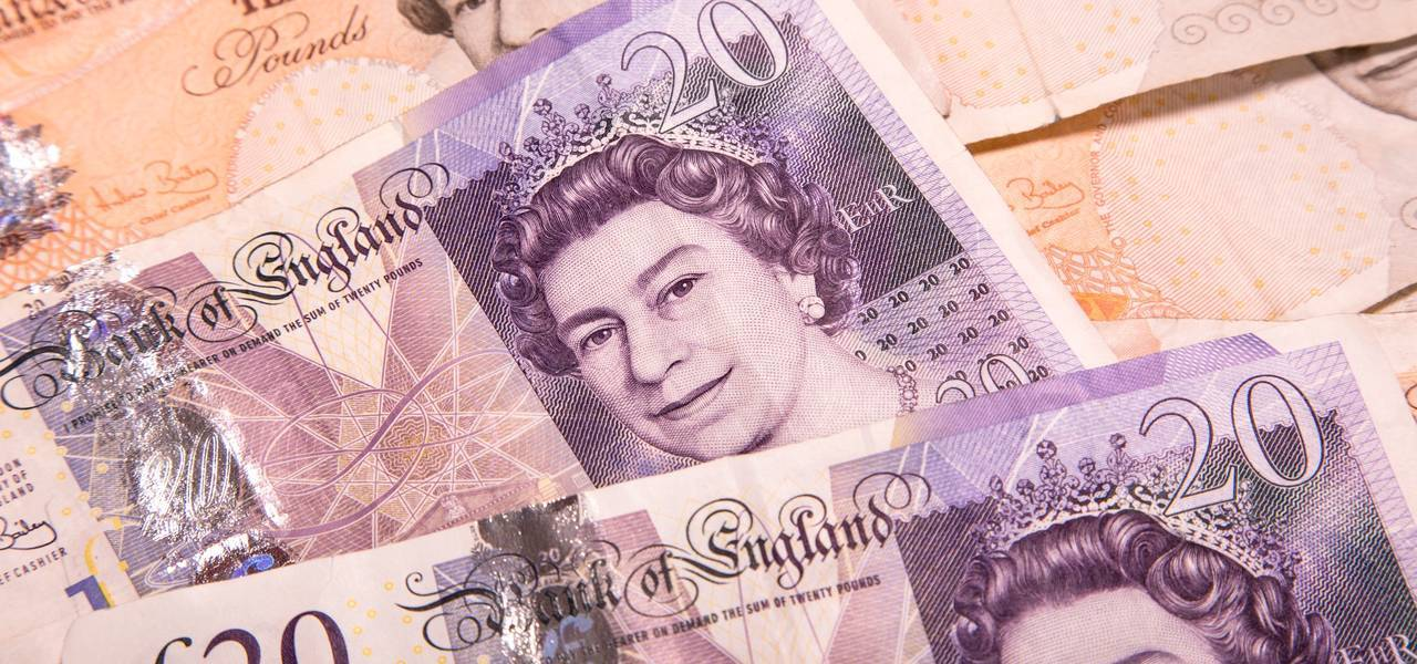 GBP/USD: price rising because of 'V-Bottom'