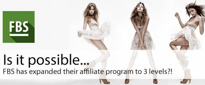New three-level partnership program launched! Get your privileges!