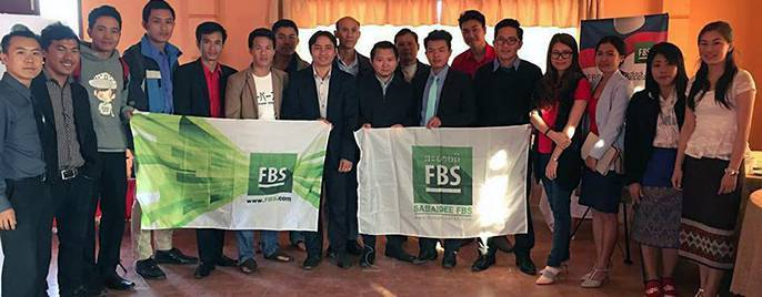 FBS company held first seminar in Laos