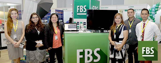 FBS company is sponsor of an expo in the Philippines!