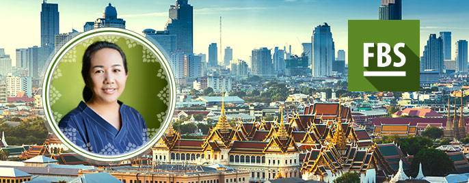 An FBS seminar in Bangkok on the 9th of July