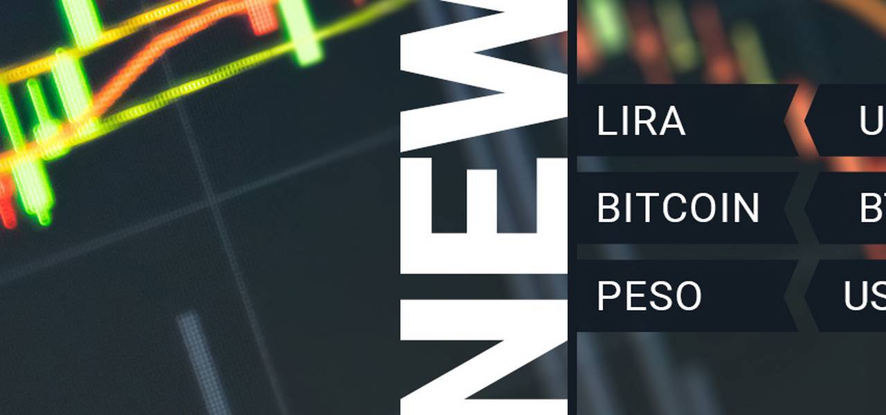 Meet the new currency pairs!