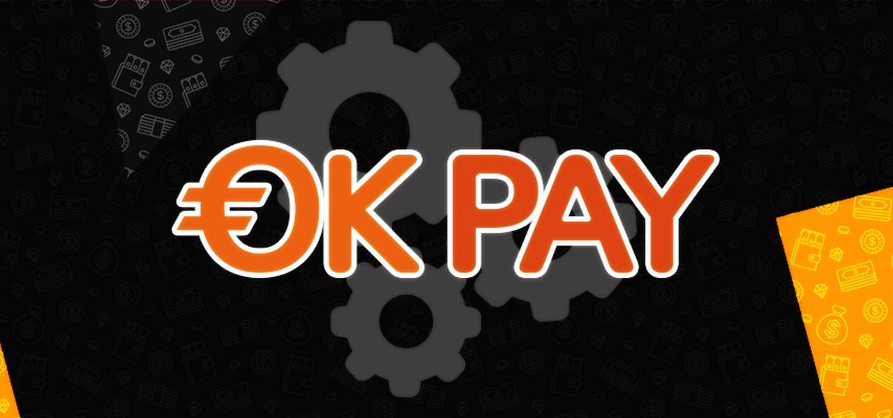 Okpay payments are available now!