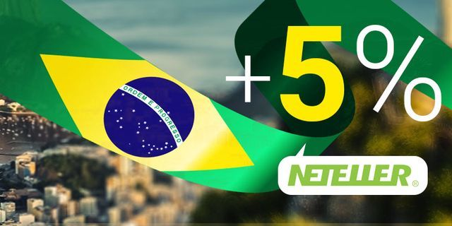 Bonus Neteller + 5% For Brazil - FBS Inc - Crypto Bonus