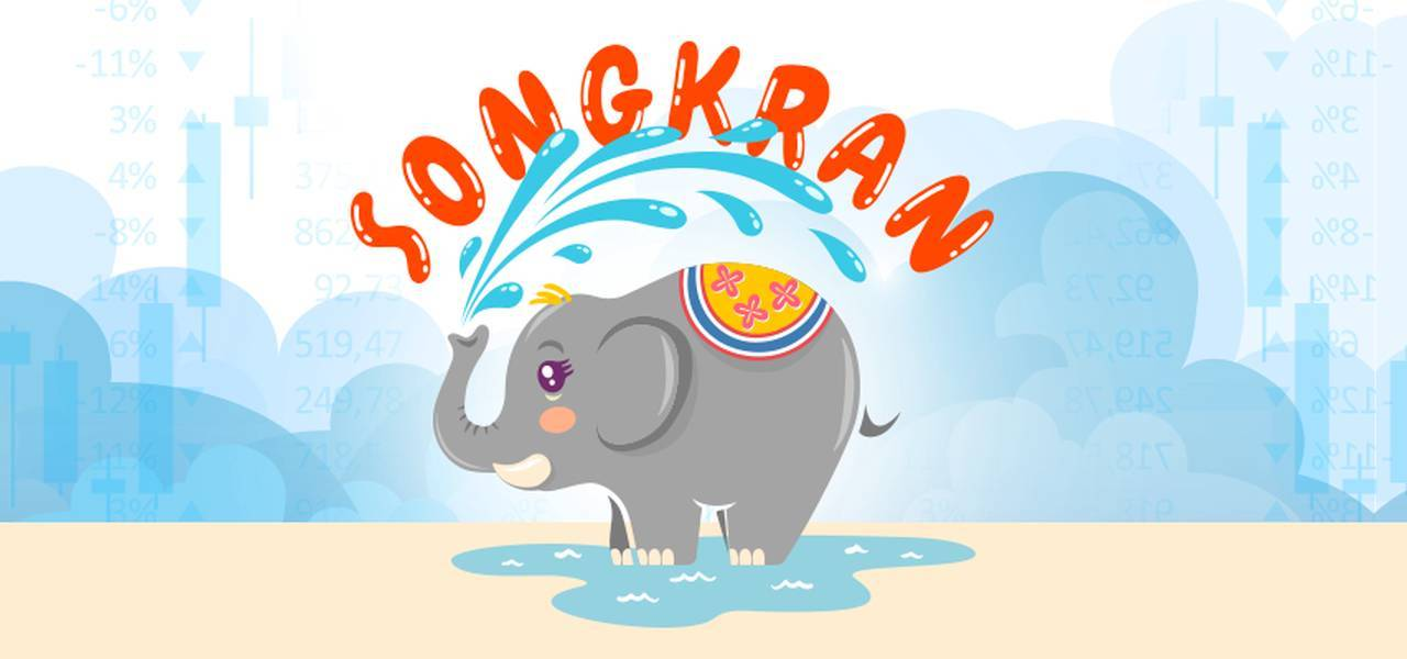 Happy Songkran to all our Thai clients!