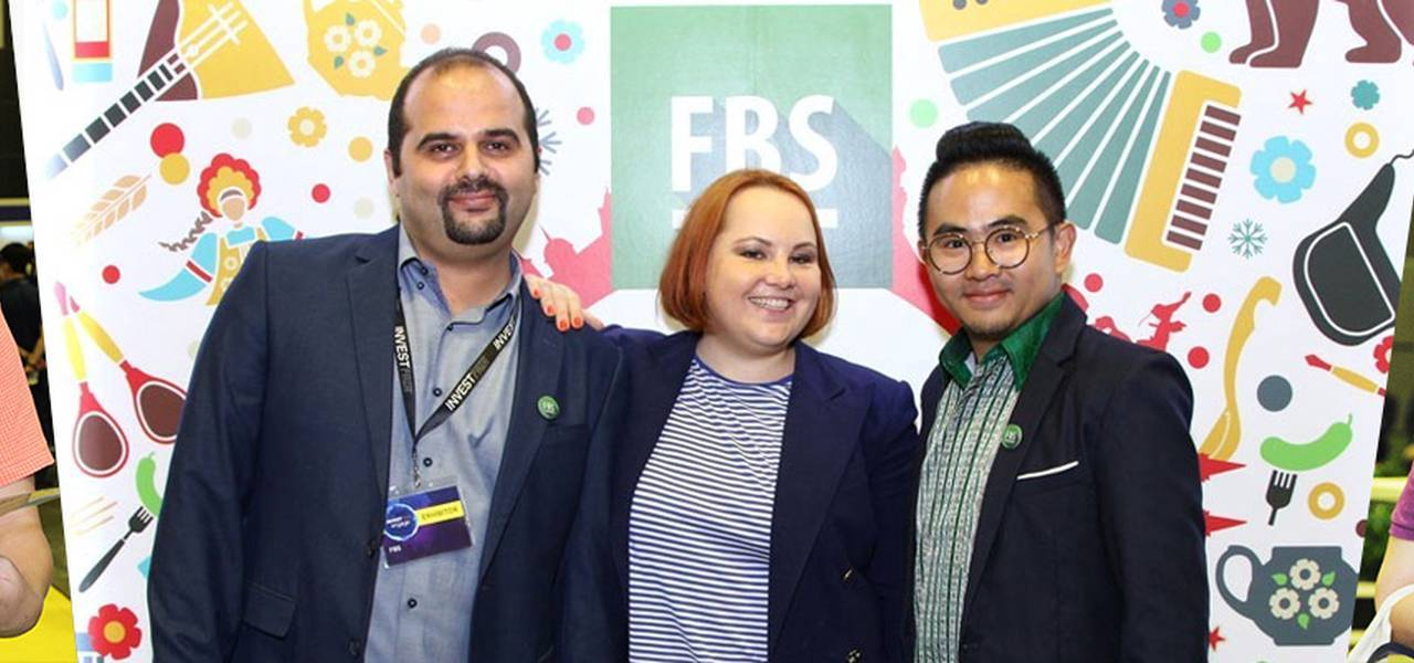 FBS took part in Invest Fair-2018, Singapore