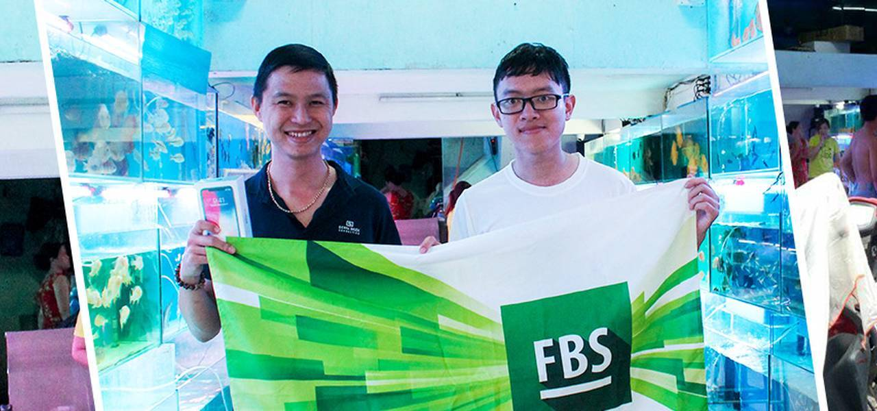 Meet the winner of the #FBS10 MLNTRADERS contest