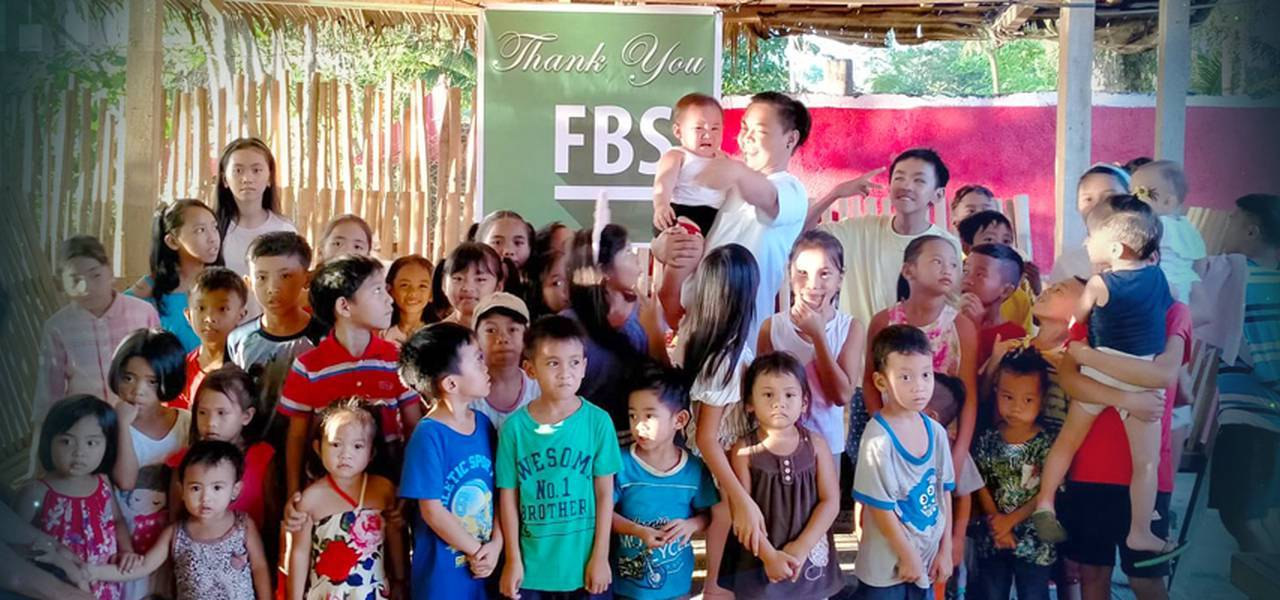 Dreams Come True Winner Threw A Party For 80 Philippines Kids