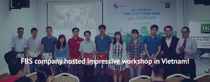 FBS held mind-blowing training seminar in Vietnam!