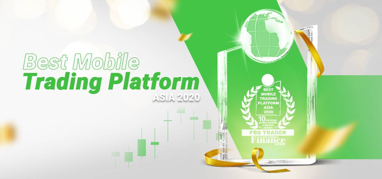 FBS Won the Best Mobile Trading Platform Asia 2020 Award