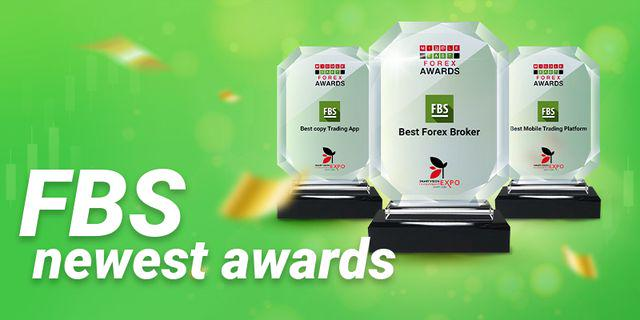 FBS won 3 awards during Smart Vision Investment Expo in Egypt