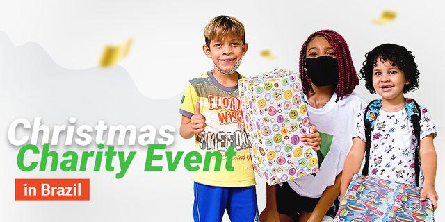 FBS Runs a Christmas Charity Event in Brazil