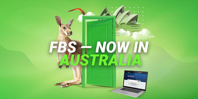 FBS Soars to New Highs: Enters Australia with ASIC Licence and New Bonus