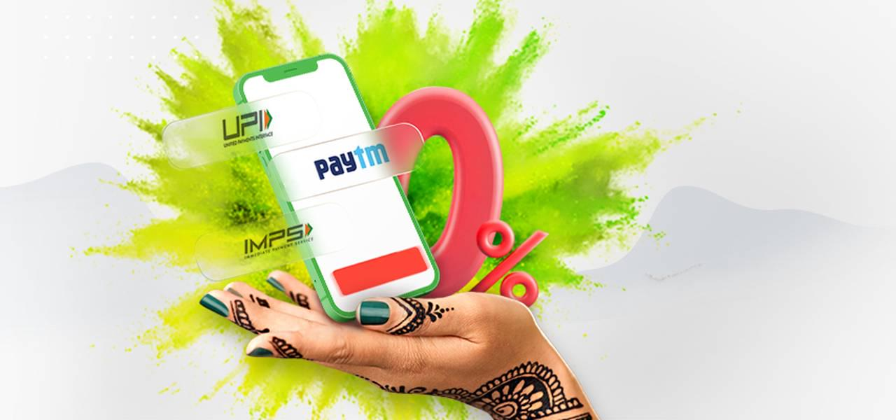 Paytm, IMPS, and UPI now available for FBS clients