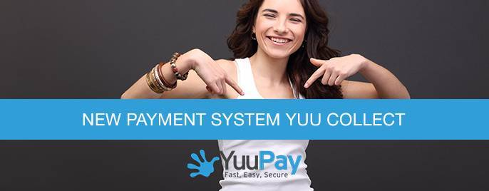 FBS company connected new payment system – Yuu Collect!