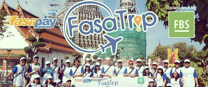 FBS company sponsored trip for FasaPay team!