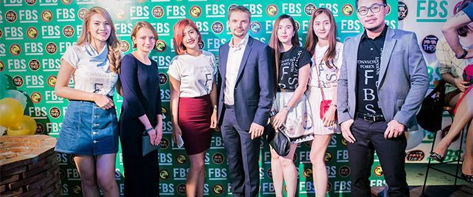 FBS company opened second gorgeous office in Thailand!